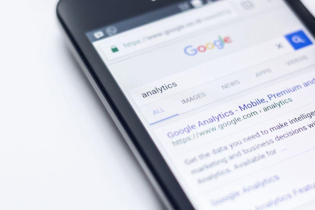Unsere Top 6 SEO-Tipps, Google Browser Ansicht