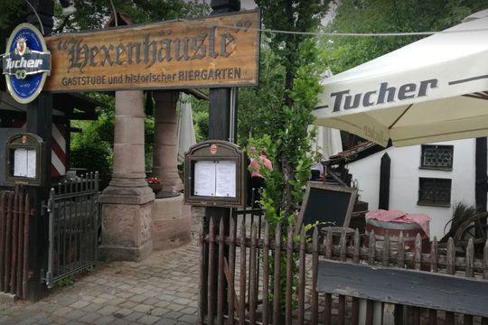 Kneipen in Nürnberg Hexenhäusle