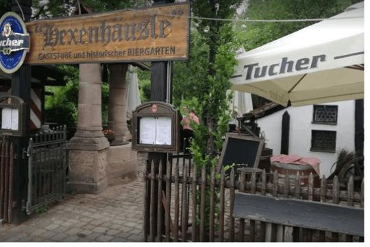 Kneipen in Nürnberg, Hexenhäusle
