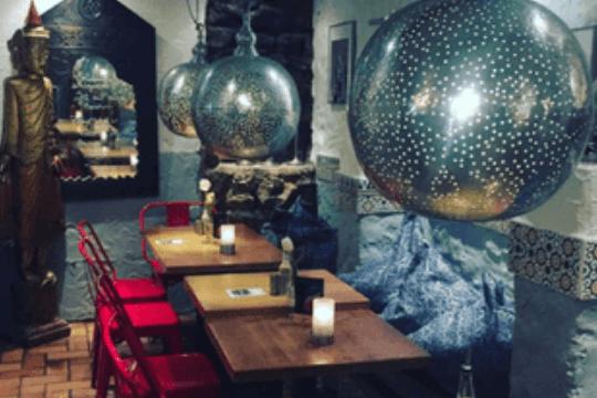 Kneipen in Nürnberg, Zeit und Raum