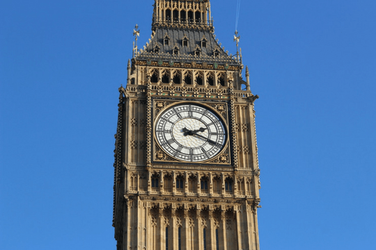 Messaging Timing Big Ben Turmuhr