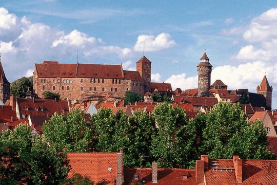 PR Trainee Kaiserburg Nürnberg Burg