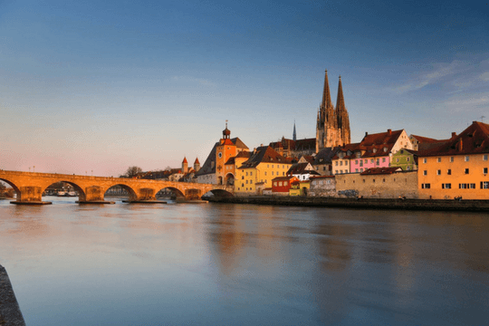 PR Trainee Regensburg Donau