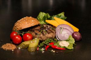 Faulpelztag Burger