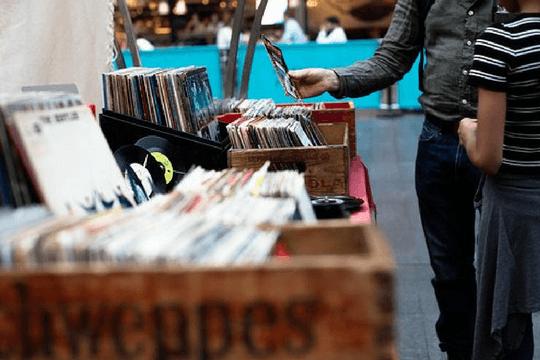 Faulpelztag Schallplatten LP Stöbern