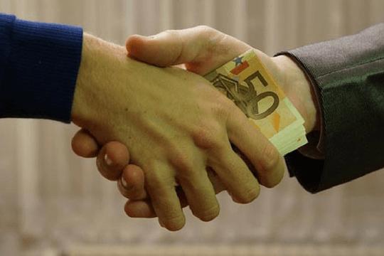 PR Agentur Budget Deal Handschlag
