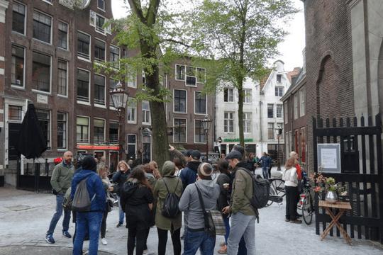 Flutlicht Team Amsterdam Stadtspaziergang