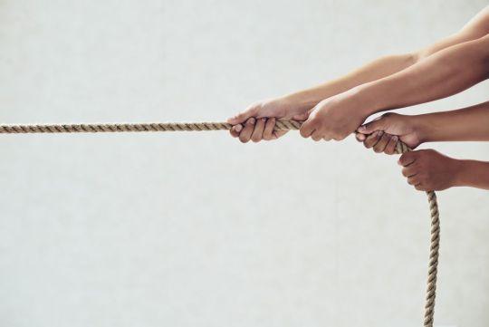 Keyword Recherche für Einsteiger Seilziehen Push to Pull