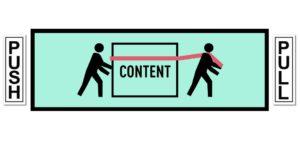 Keyword Recherche Für Einsteiger Pull Content2 Grafik Männchen