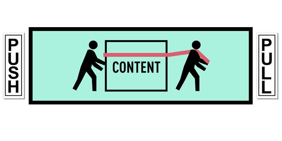 Keyword Recherche für Einsteiger Pull Content