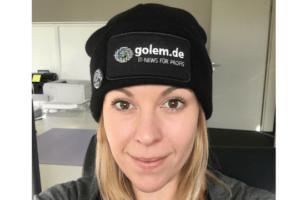 PR Job Golem Sonja Beanie Mütze