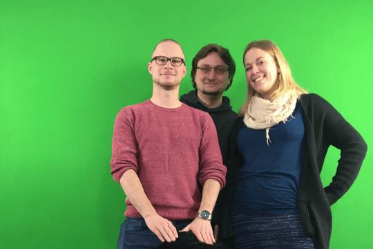 PR-Job, Austausch, golem.de, Sonja