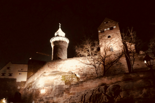 Volo-Austausch, Nürnberg, Burg