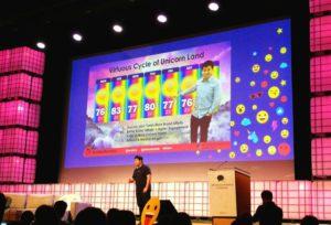 Allfacebook Marketing Conference Bühne