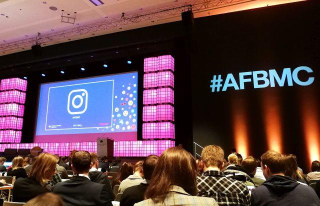 Flutlicht besucht AFBMC & AIMC 2018