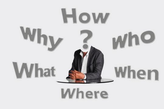 Pressemitteilung schreiben, Lead, W-Fragen