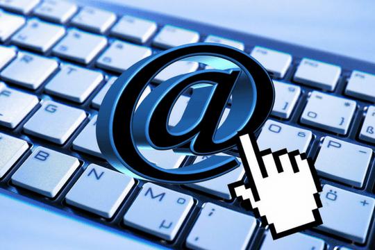 Pressemitteilung schreiben, Versand, E-Mail