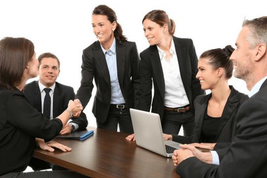 Personality Pressemitteilung verfassen, Team
