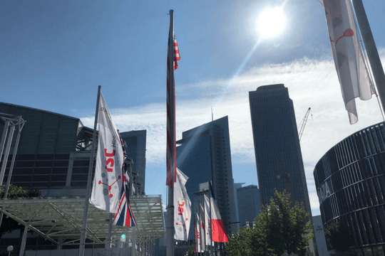 ISC 2018, Frankfurt, Supercomputing