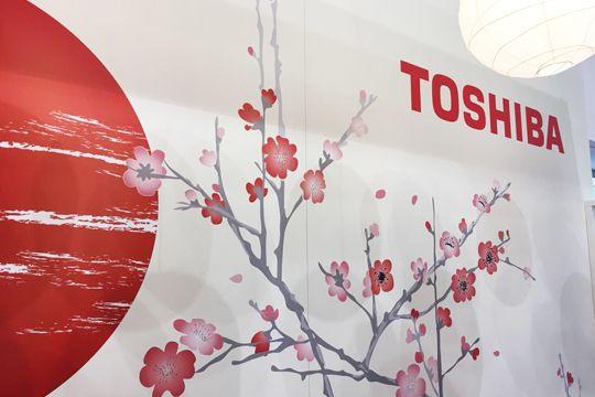 IFA 2018 Berlin, Toshiba Stand