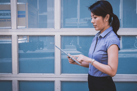 B2B Kommunikation auf Messen, Organisation