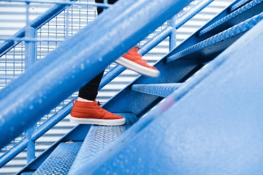 Employer Branding Strategie, Karriereleiter, Karriere Stufen
