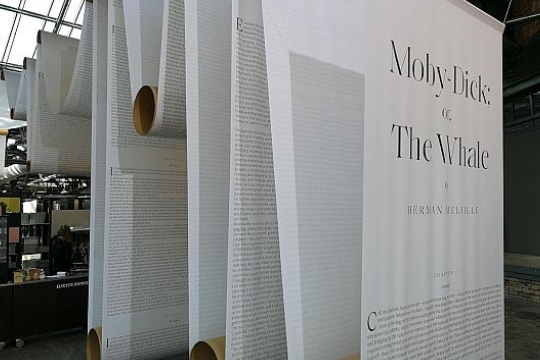 Rückblick re:publica 2019, Moby Dick
