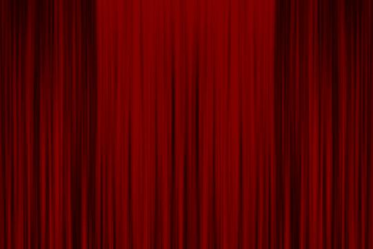 Twitter für B2B-Unternehmen, Bühne frei, roter Vorhang
