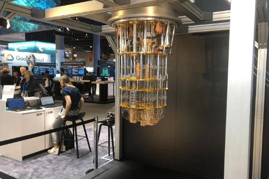 ISC 2019, Quantencomputer