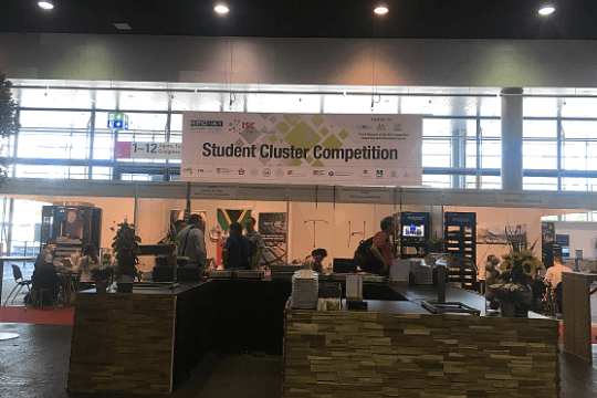 ISC 2019, Student Cluster Competition