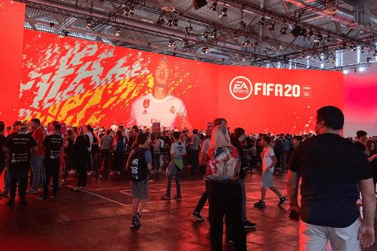 Gamescom 2019, FIFA20