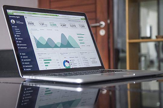 Social Media Reporting, Grafik