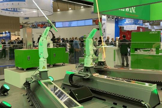 SPS 2019, Roboter, Industrie der Zukunft