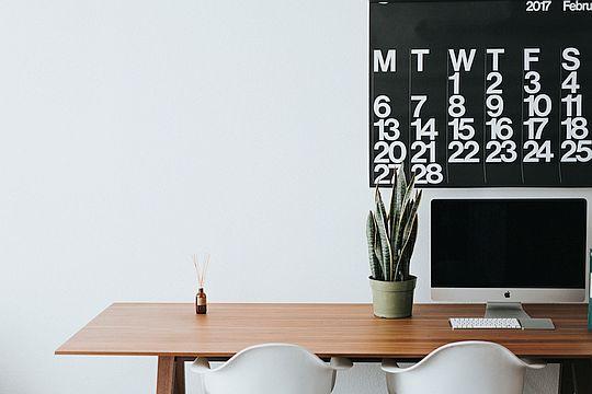 Digitaler Medienkonsum, Meetingraum