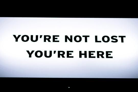 Quereinstieg in der PR, You Are Not Lost