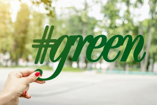 CSR für das Employer Branding, Green