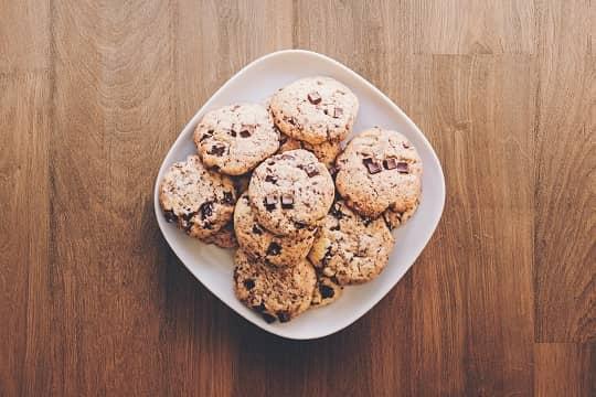 Drittanbieter Cookies, Kekse