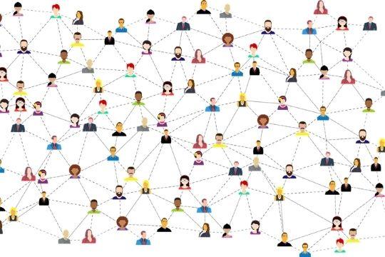 Kommunikation in Zeiten von Corona, Networking, interne Kommunikation