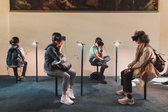 Messen 2021, hybride Messen, virtuelle Komponente, 3D