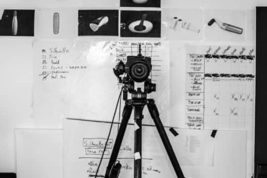Video Content Creation, Drehplan