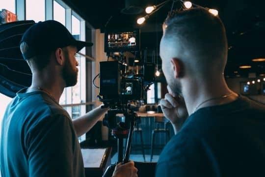 Video Content Creation, Header, Kamera, Technik