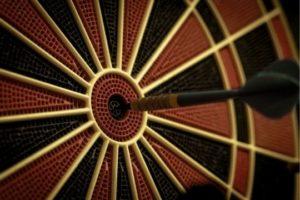 Media Pitch, Target, Zielscheibe