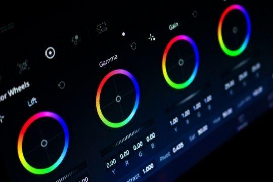 Postproduktion, Color Grading