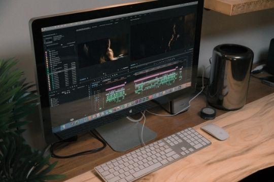 Postproduktion, Video Nachbearbeitung